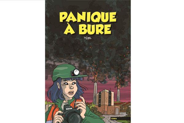 """La BD """"Panique à Bure"""""""