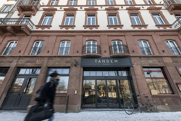 Initiative : un salon du livre, à taille réduite, s'installe dans un hôtel strasbourgeois