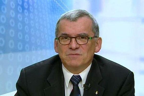Jean-Claude Perez, député PS de l'Aude - archives