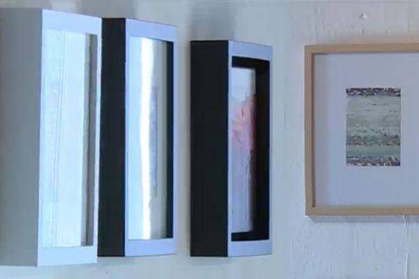 Les oeuvres de 22 artistes sont exposées à la minoterie de Nay en Béarn. Des petits formats à moins de 100 euros pour la plupart. Un cadeau de Noël idéal...
