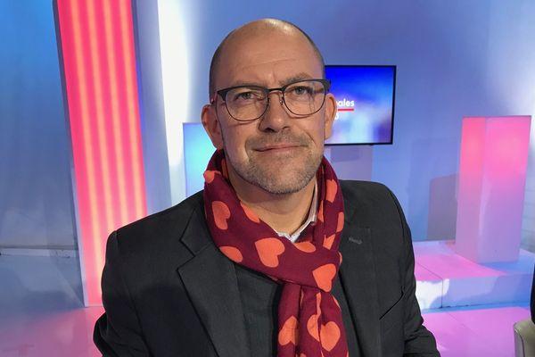 Hervé Guihard (Réinventons l'Espoir Saint-Brieuc 2020 - LDVG) prend la tête du premier tour des municipales à Saint-Brieuc