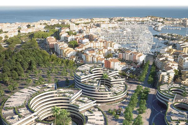 Agde - le projet immobilier Iconic - archives