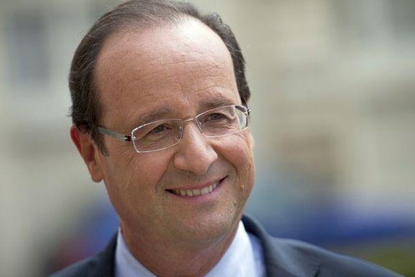 Le président de la République François Hollande, le 20 juillet 2012. (Archive)