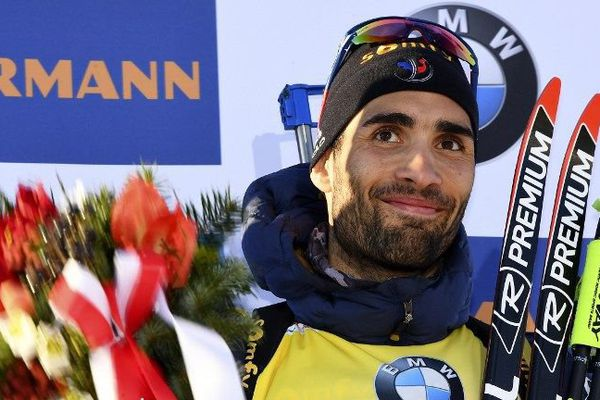 Le Catalan Martin Fourcade a perdu sa couronne en remportant la médaille de bronze du 10 km sprint aux Mondiaux 2017 de Biathlon, en Autriche, ce samedi.