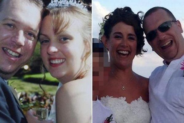 Deux mariages... mais pas de divorce.