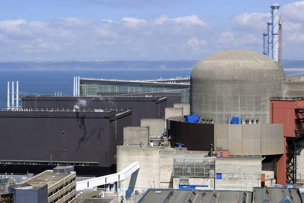 Le réacteur 1 a été mis à l'arrêt, suite au dégagement de fumée