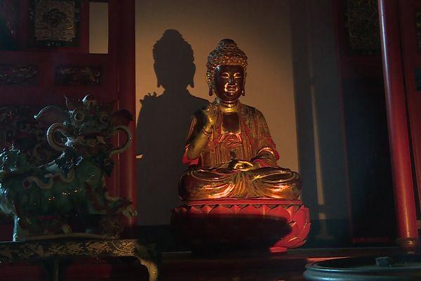 La statue offerte par la dernière impératrice de Chine au président Sadi Carnot a réalisé le record de la vente.