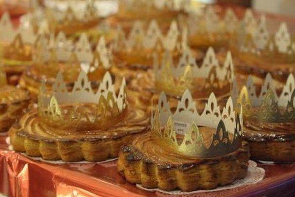 La tradition veut que l'on partage la galette pour l'Epiphanie, qui célèbre l'arrivée des Rois Mages auprès de Jésus.