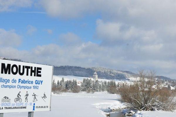 Mouthe est une des capitales du nordique du massif Jurassien
