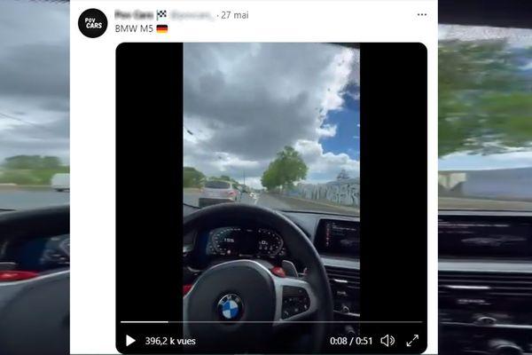 Partagée sur les réseaux sociaux en mai dernier, la vidéo avait été partagée plusieurs milliers de fois.