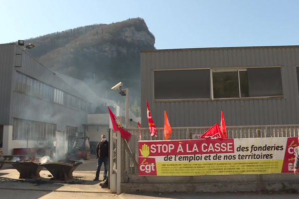 La fonderie MBF va-t-elle être placée en liquidation judiciaire. Elle emploie 280 personnes à Saint-Claude dans le Haut-Jura.