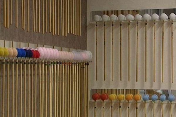 Les baguettes de percussions Resta-Jay sont entièrement fabriquées en Bourgogne