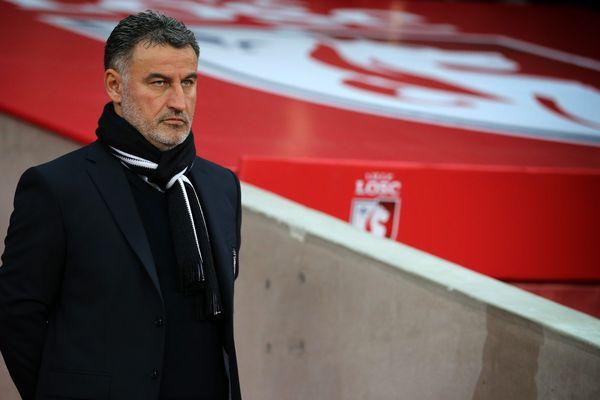 Christophe Galtier, entraîneur du LOSC : l'heure du choix ?