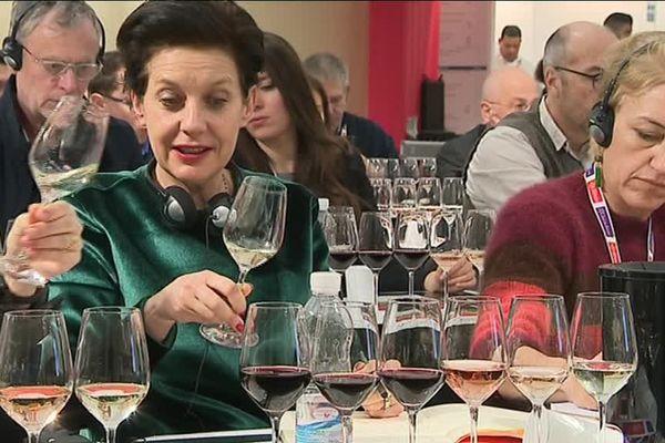 Chaque année, durant trois jours, Vinisud fait de Montpellier la capitale internationale des vins méditerranéens. Au Parc des Expositions, l'évolution du climat a fait l'objet d'une conférence car les changements de ces dernières années auraient bien des conséquences sur le goût de nos vins.