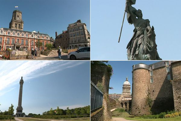 Les monuments historiques de Boulogne-sur-Mer