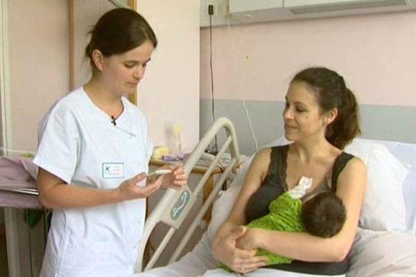 La semaine mondiale de l'allaitement maternel