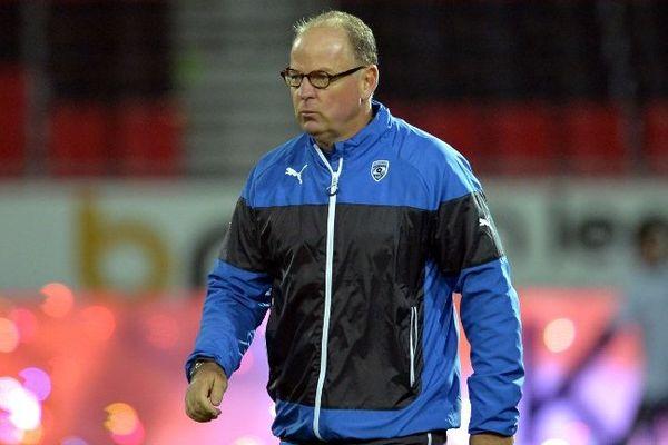 Jake White, l'entraîneur sud-africain du MHR