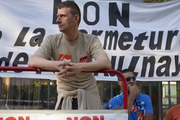 Aulnay-sous-Bois : les salariés de PSA sont concernés par le plan social qui prévoit la fermeture de leur usine d'ici à 2014.