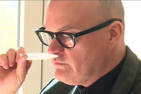 En deux ans, Jean-Michel Duriez et son associé ont déjà lancé huit collections de parfums de luxe.