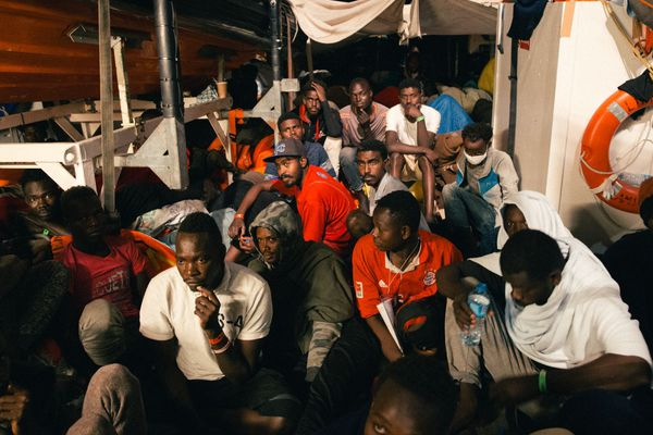 25/06/2018 - Un cargo danois transportant 108 migrants, secourus vendredi au large de la Libye, a finalement été autorisé dans la nuit de lundi à mardi à accoster en Sicile.
