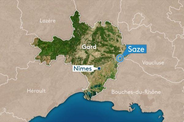 Saze (Gard)