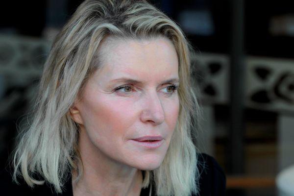Chantal Eyméoud, candidate UDI-LR dans la 2e circonscription des Hautes-Alpes
