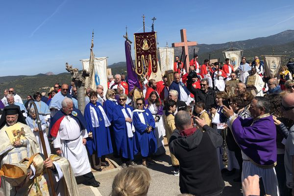 Cargèse célèbre la Pâques orthodoxe