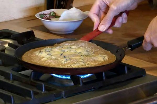 Les bourriols peuvent être consommés à l'occasion de la Chandeleur, le 2 février.