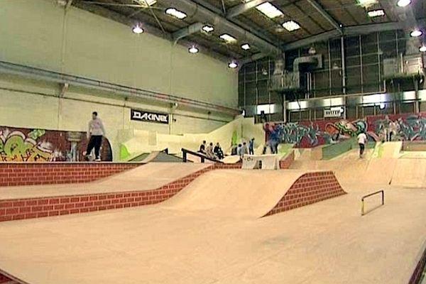 La skatepark de Rouen s'apprête à accueillir ce week-end les championnats de France de skateboard de 2013.