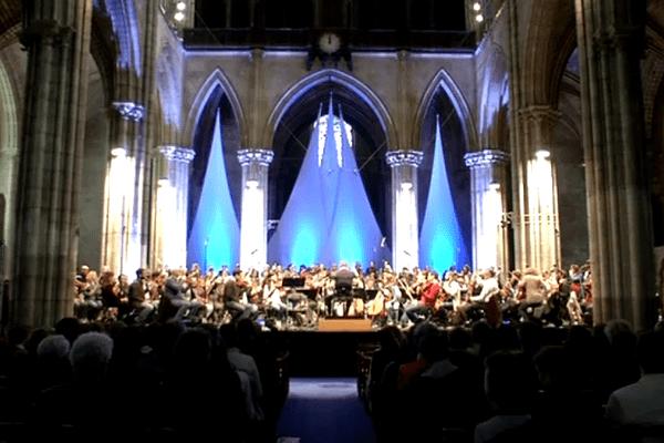 La 3ème Symphonie de Mahler à la Basilique de Saint-Denis.
