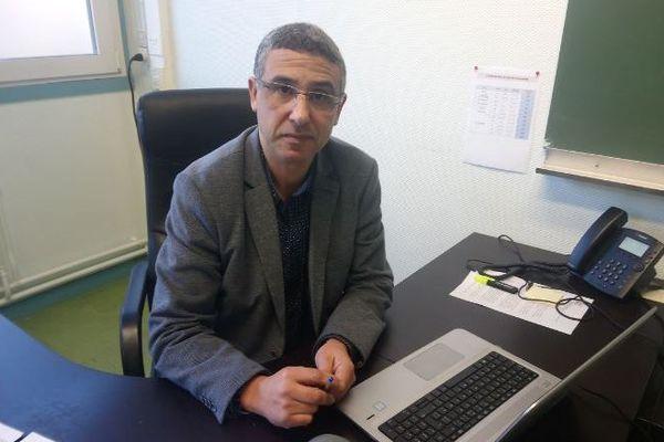 Karim Slama, Directeur de l'E2C d'Hérouville-Saint-Clair