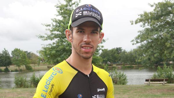 Théo prépare les championnats du Monde Ironman qui se disputeront en 2021 aux Etats-Unis