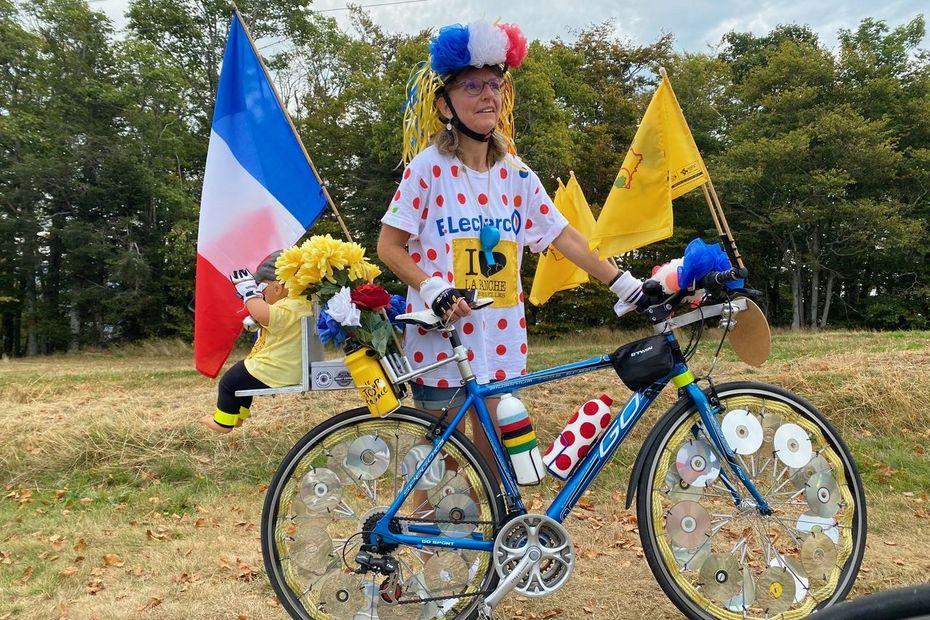 Tour de France : au bonheur des Slovènes et de la Haute-Saöne, un samedi à la Planche des Belles Filles