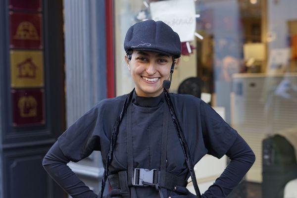 Lourdes Pereyra est marionnettiste et vient d'Argentine pour participer à son premier Festival mondial des théâtres de marionnettes