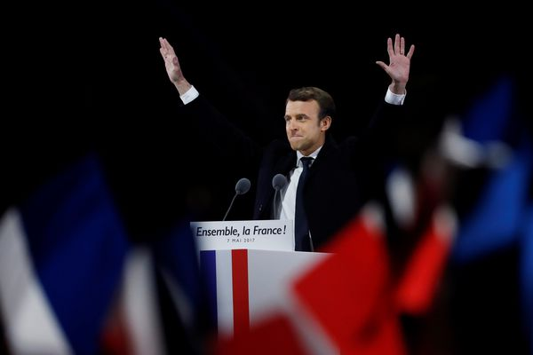 Emmanuel Macron a recueilli plus de 75% des voix en Bretagne au second tour de l'élection présidentielle.