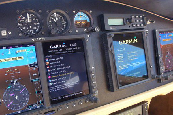 Instrumentation de bord