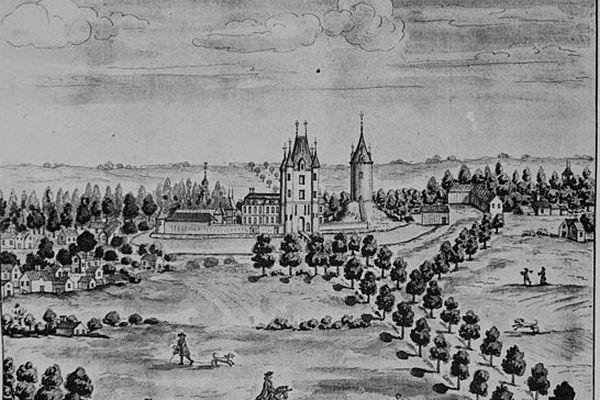 L'histoire de ce château a été riche au beau milieu d'un domaine qui a été crée en il y a plus d'un siècle