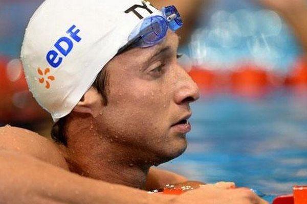 3e médaille pour le Nordiste dans ces championnats d'Europe de natation.