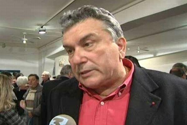 Jean-Paul Fournier - sénateur-maire UMP de Nîmes - 2011