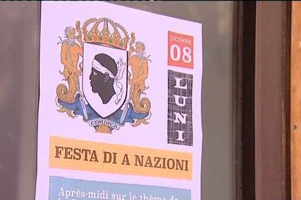 Les lycéens de Porto-Vecchio ont organisé la fête de la nation dans leur établissement.