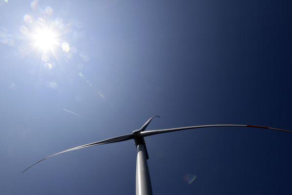 Le parc éolien au large du Cotentin aura pour objectif de subvenir aux besoins en électricité de 800.000 foyers.