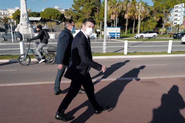 """""""En France, seul l'Etat peut donc intervenir sur les décisions sanitaires, alors que le gouvernement lui même souligne l'efficacité d'une vision de proximité représentée par le +couple Préfet-Maire+!"""", a réagi Christian Estrosi."""