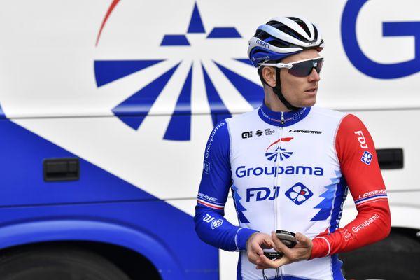 Arnaud Démare sur le Tour de France 2021