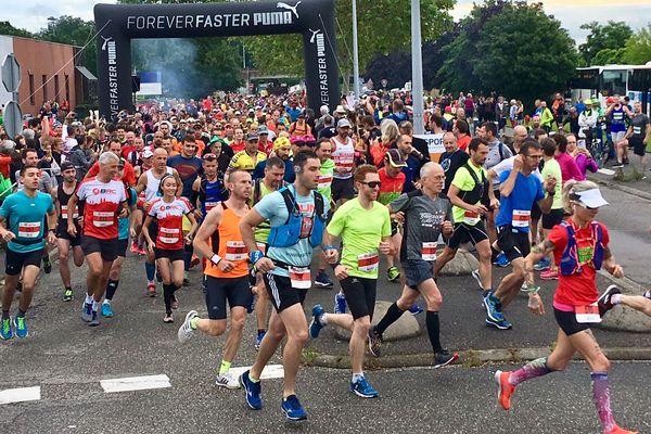 15e édition du marathon du vignoble et une affluence record