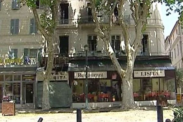 Nîmes - hôtel Lisita - archives