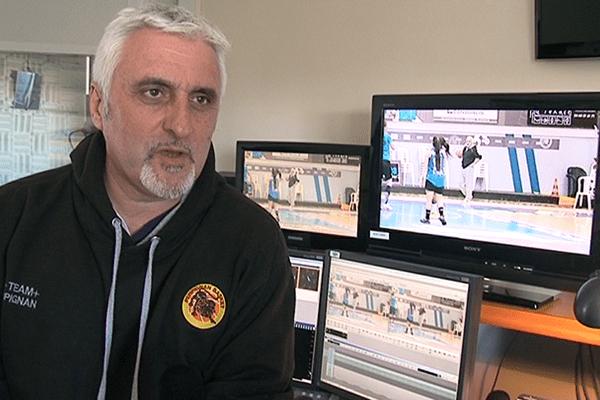 L'entraîneur François Gomez à la veille d'une nouvelle aventure en Ligue 2