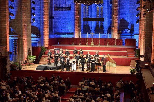 La Passion selon Saint-Jean de Bach sera le concert d'ouverture du 53e festival de La Chaise-Dieu le 23 août 2019