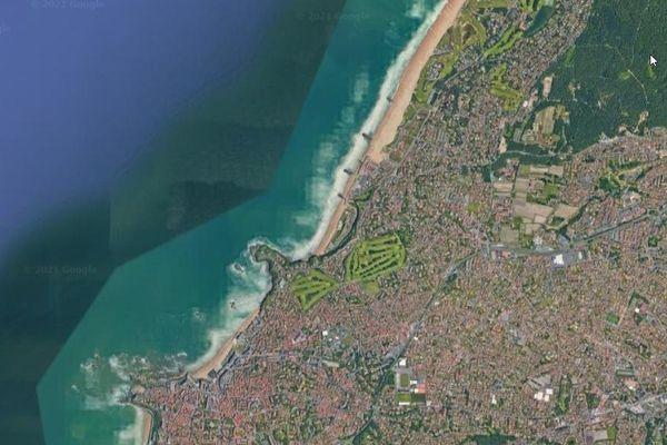 Deux nageurs de 27 ans ont été victimes d'un début de noyade, ce samedi 15 mai à Anglet. Le pronostic vital de l'un des deux est engagé.