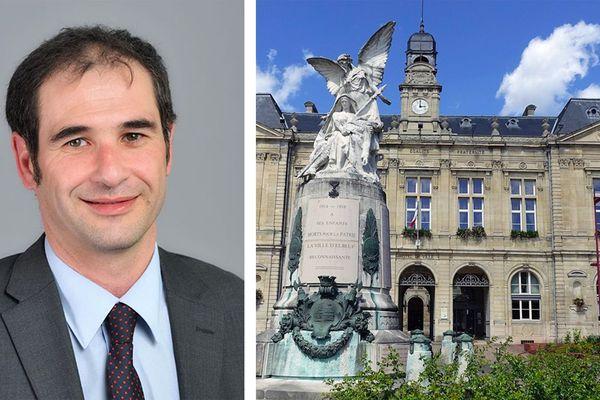 Djoudé Merabet (PS) élu au premier tour à Elbeuf