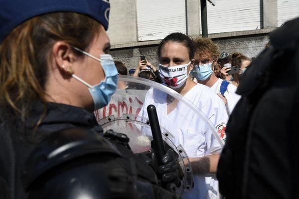 La Belgique a été l'un des pays les plus durement touchés par l'épidémie.